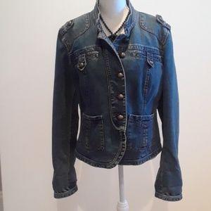 🍁Vintage Denim Jacket